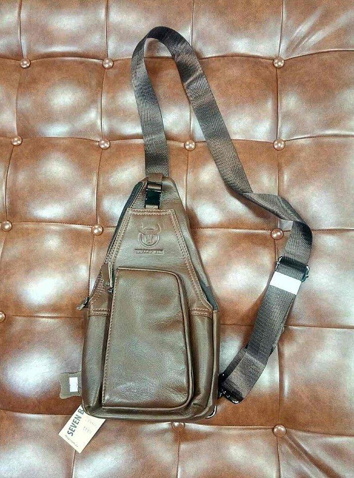 Кожаный рюкзак Bull T1340