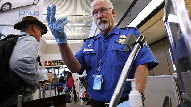 Замок TSA на чемодан - что это такое