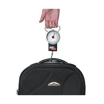 как выбрать чемодан на колесах по весу