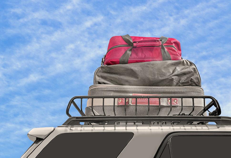 Чемоданы для путешествий на колесах