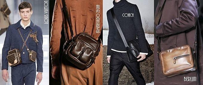 кожаные мужские сумки купить