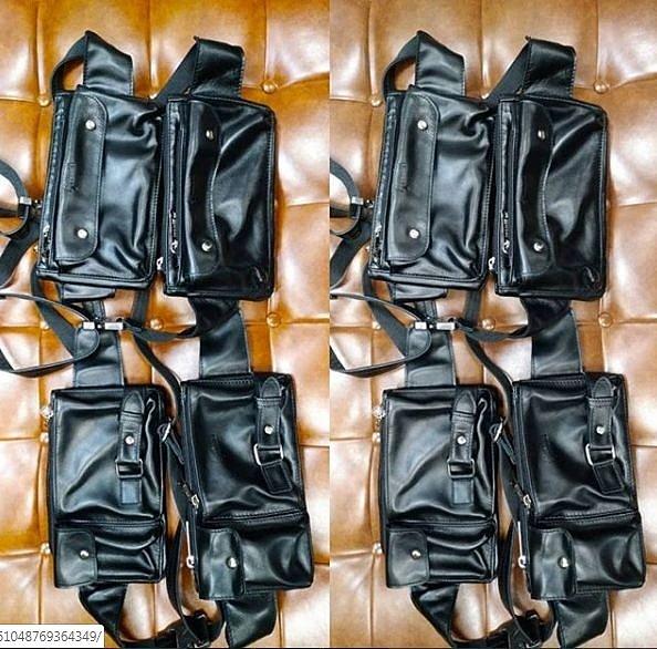Кожаные напоясные сумки в магазине 7сумок