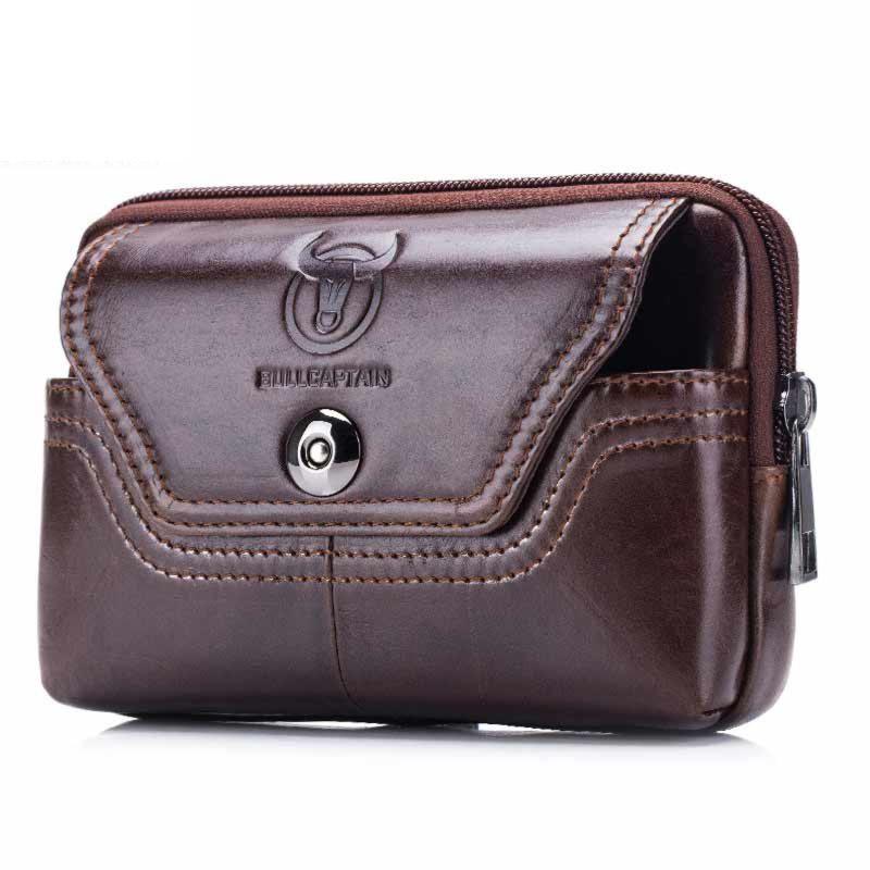 0386887599c3 Мужской кожаный клатч на ремень BULL T1367 ✓T1367 по цене 804 грн ...