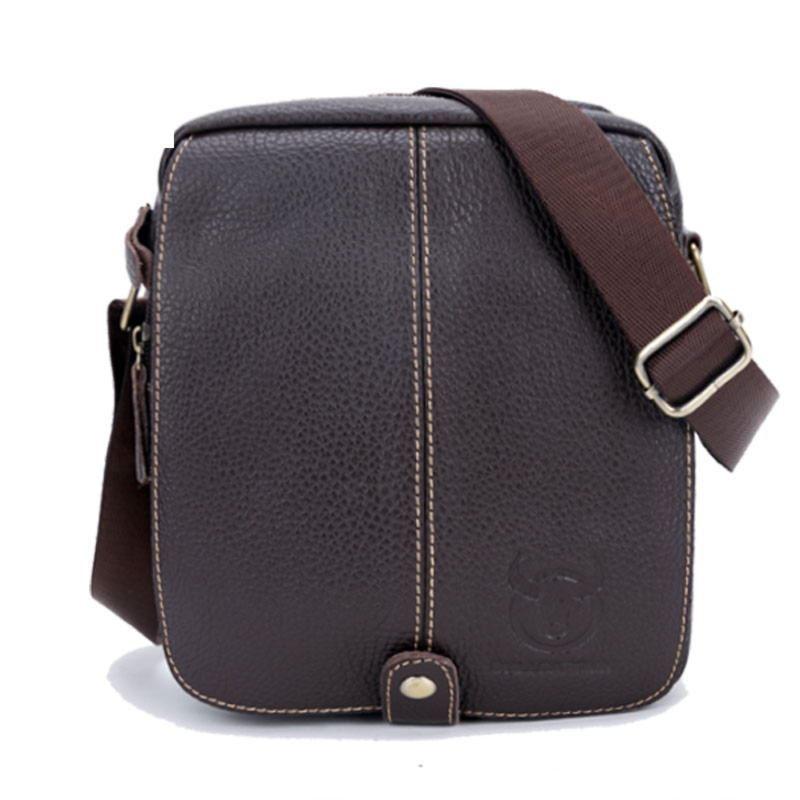 ccbb8c179d25 Маленькая сумка Bull T1336 из натуральной кожи через плечо ✓T1336 ...