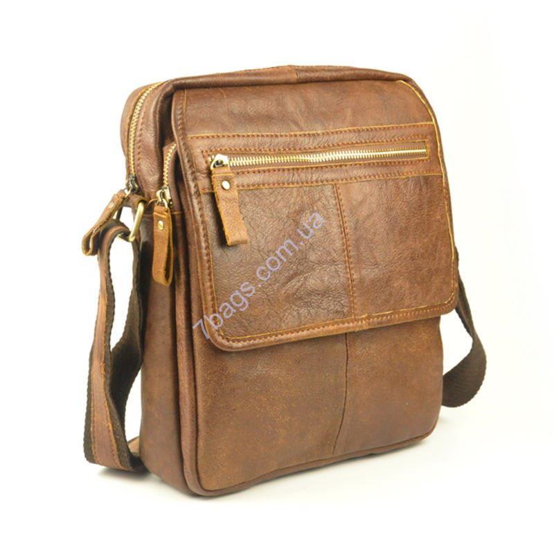 a15ce2024fd8 Кожаная сумка на плечо, через плечо, мужская ON8561 ✓ON8561 по цене ...