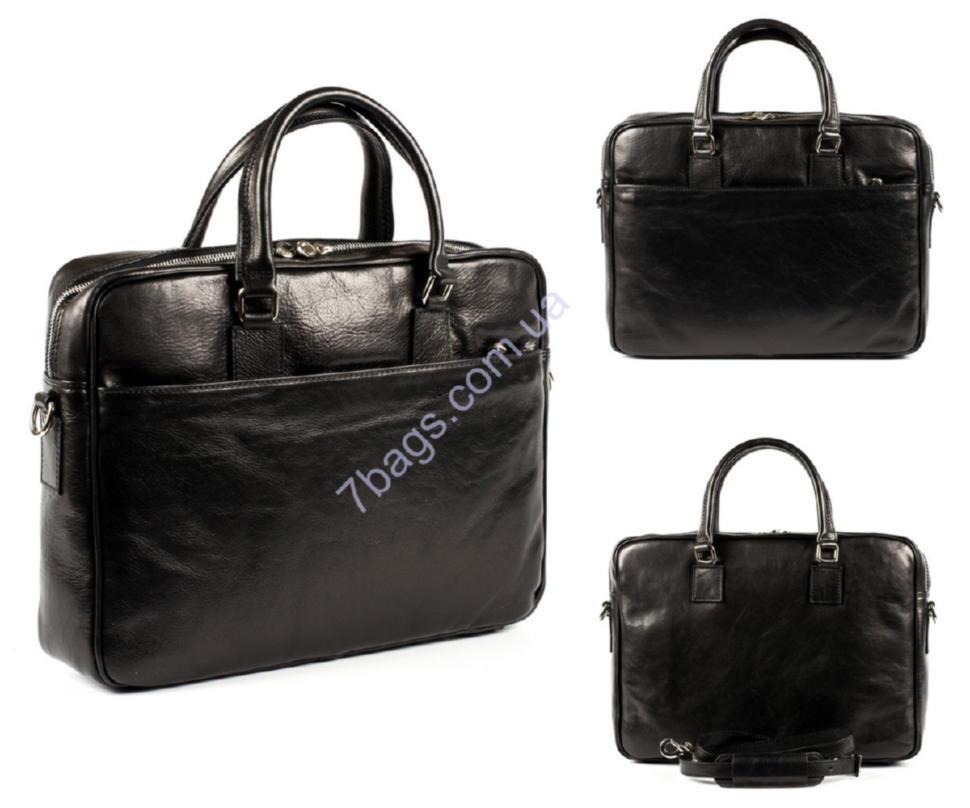 f3f3ee8173d8 Оригинальная кожаная сумка, цвет черный, Firenze ✓HB201137 по цене ...
