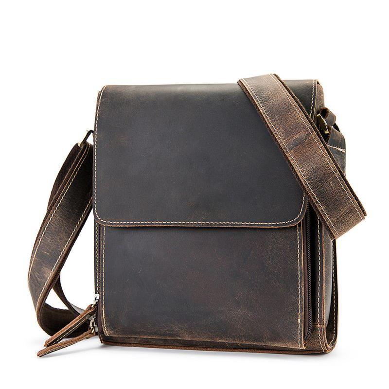 2c2f827ca2cd Мужская кожаная сумка, цвет коричневый, Bexhill bx3027 ✓bx3027 по ...