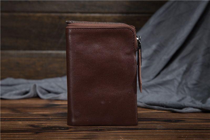 0218b9bffd12 Мужской мягкий кошелек bx8804, коричневый бренд Bexhill
