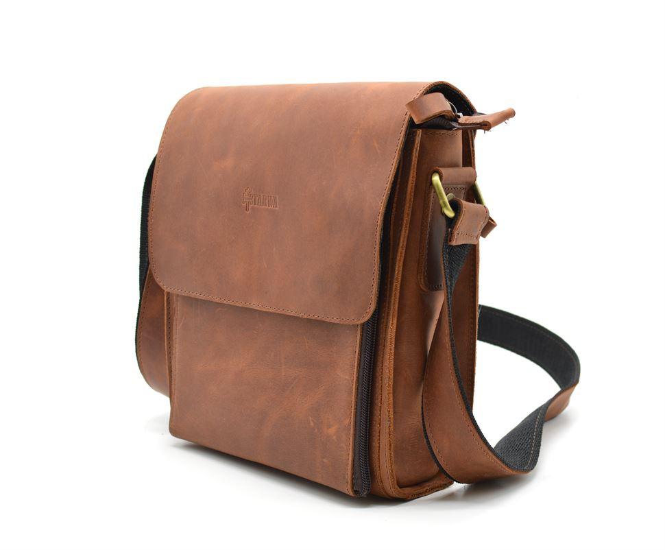 f17e15a0922a Мужская кожаная сумка через плечо RB-3027-3md TARWA ✓RB-3027-3md по ...