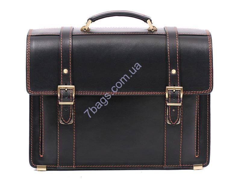 28ee255b27ec Стильный мужской портфель из натуральной кожи, ручная работа ...