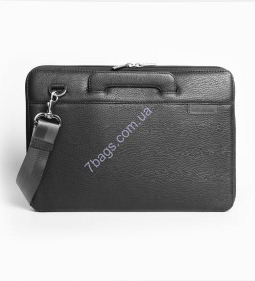 73ad116f8398 Элегантная кожаная сумка для MacBook 13