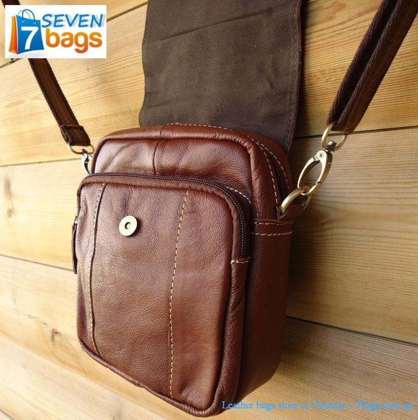 Мужская маленькая кожаная сумка мессенджер Toro Leather mtor-341 ... 34cdcb2a6fc