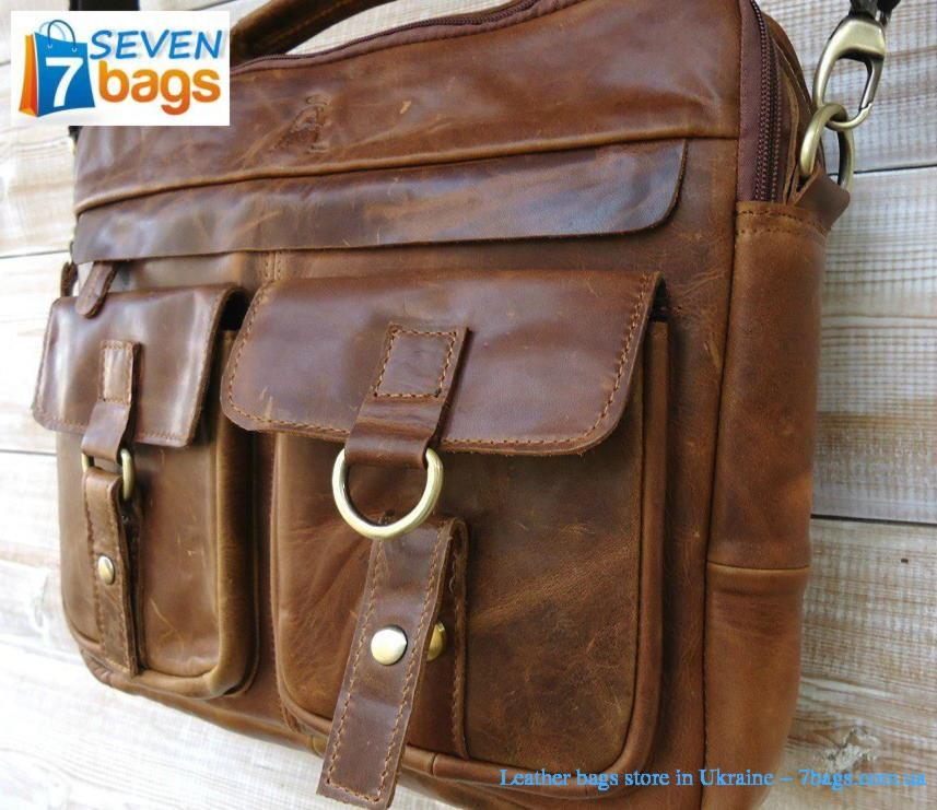 16b6df14a34a Мужская кожаная сумка через плечо Toro Leather mtor-214 ✓ mtor-214 ...