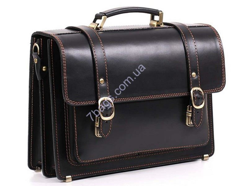 5ad6581f2c62 Мужской портфель из натуральной кожи ручной работы ✓Msps_1 по цене ...