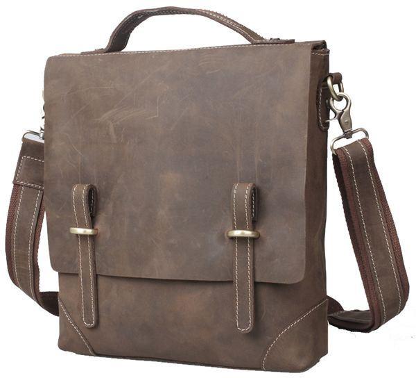 61cc6e44f2ef Вертикальная сумка из кожи, сумка планшет Tiding 3003 ✓tid30036 по ...