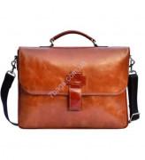 3710929aad53 Мужские кожаные сумки - цвет изделия Light brown — рыжевато ...