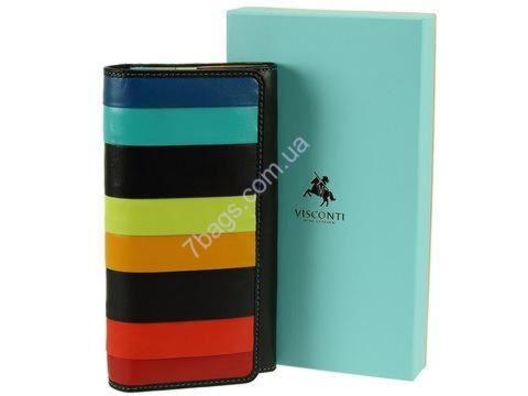 26f0282f5fdd Cтильный кожаный женский кошелек бренда Visconti STR5 ✓STR5 по цене ...