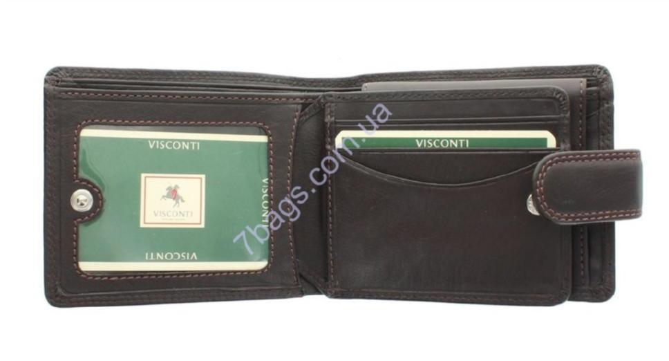 c87b9109f064 Кошелек для мужчин HT10 - Knightsbridge (brown) фирмы Visconti ...