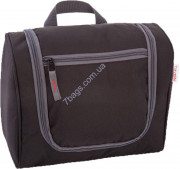 Travelite TL002452-01 ACCESSORIES/Black Бьюти-кейс, косметичка (7л,0,3кг) (26x21x15см)