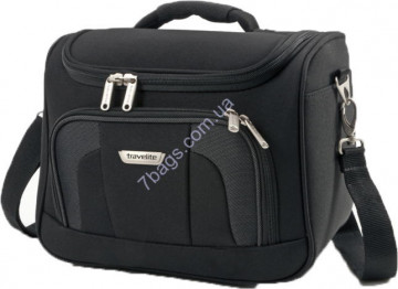 Travelite TL098492-01 ORLANDO/Black Бьюти-кейс (19л,0,9кг) (36x26x22см)