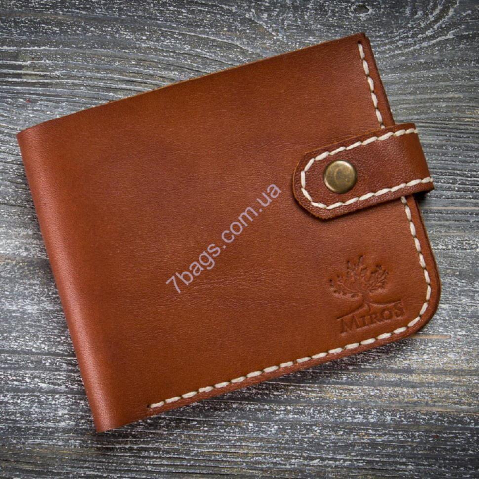 f10a79ca4c67 Кошелек кожаный ручной работы МироС для мужчин ✓1+3+k_small-bw по ...